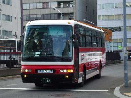 北海道の中央バス 日本中の中央バスまとめ