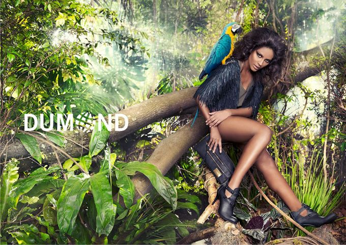 Advertising Campaign Dumond Fall / Winter 2011