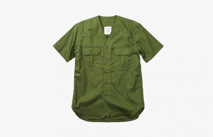 Maiden Noir   Shop   Field Scout SS Shirt - Olive