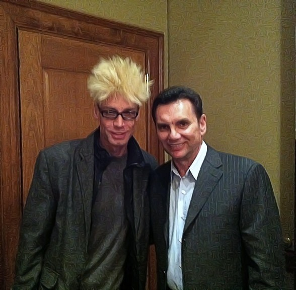 Murray Hangs with Former Mob Boss Michael Franzese at The Mob Museum
