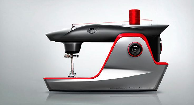 Opel Embraces Fashion, Launches Sewing Machines #April_Fools_Day #Opel