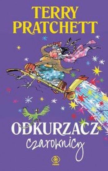 Odkurzacz czarownicy Pratchett Terry (EAN: 9788380620216)
