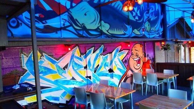 Enjoy Late-Night Dining at These 12 Atlanta Bars