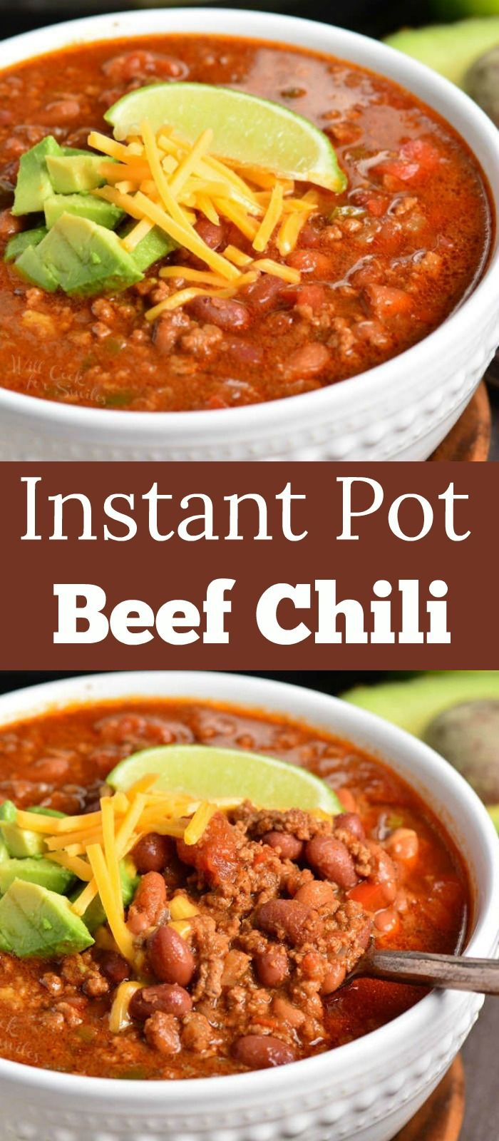 Delicious Chili In 2020 Dinner Recipes Easy Family Family Dinner Recipes Slow Cooker Dinner