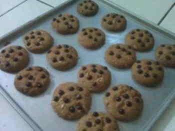 Cara membuat Resep Kue Cookies ada di http://resepnyakue.com/resep-kue-cookies.html