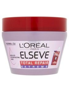 L'Oreal Paris Elseve Total Repair Extreme Mask 300ml 10.14 fl oz