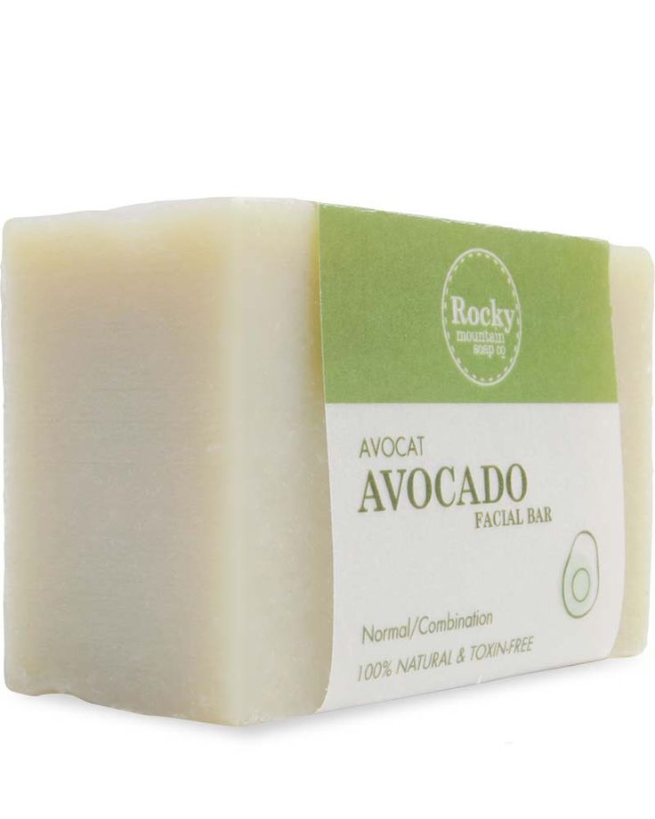Avocado is rich in proteins and nutrients to soothe, nourish and moisturize the skin. This soap is suitable for all skin types but is ideal for combination skin. This bar can also be used on other parts of the body where breakouts occur.Skin Type: Normal/Combination Also available in larger slab ...