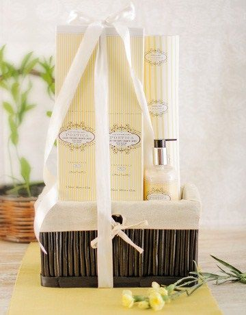 Poetica Drawer Liners in a Basket