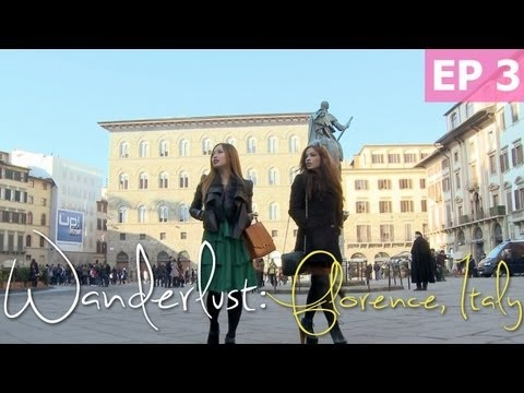 [FAWN] Admiring the Art of Florence - Florence, Italy [Episode 3/4] youtube.com/fawninc