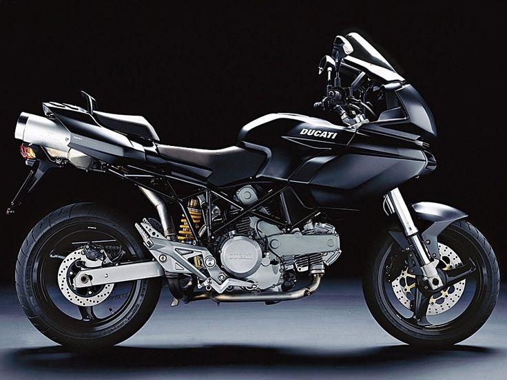 Ducati Multistrada 620 Dark (2005) - 2ri.de
