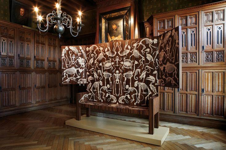 Лофт с причудами: дом создателей Studio Job в Антверпене :: Архилента