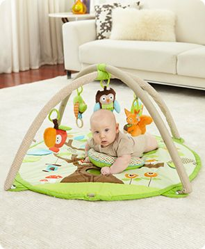 Toys for littles under 12 months