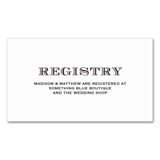 Best Wedding Business Cards Images On   Business
