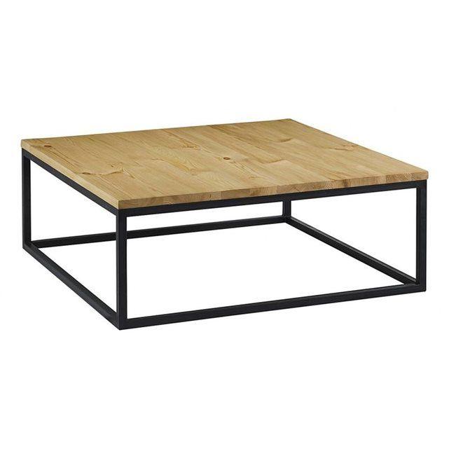Table Basse Bois Brut Design u2013 Obasinc com # Table Basse Bois Brut Design