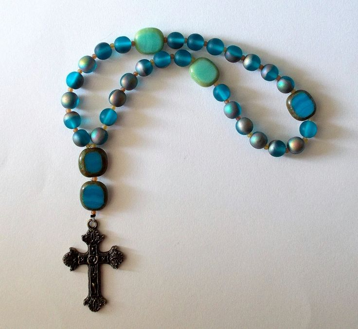 anglican rosary beads how to make