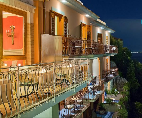 Escape to Sorrento, Italy with the Belair Hotel's romantic package