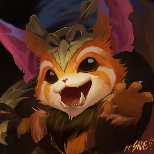gnar league of legends - Google Search