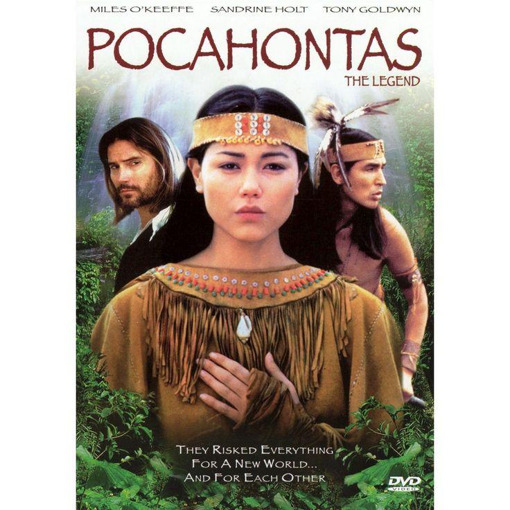 Pocahontas: The Legend (dvd_video)