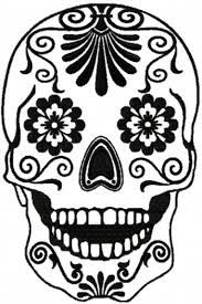 The 25 best sugar skull stencil ideas on pinterest sugar skull image result for sugar skull animals pronofoot35fo Images