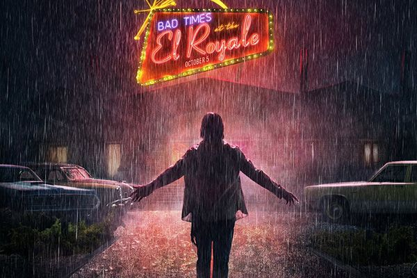 Bad Times At The El Royale Full Movie Online Free English 2018 Hd Q 1080p Poster Gelassenheit Plakat