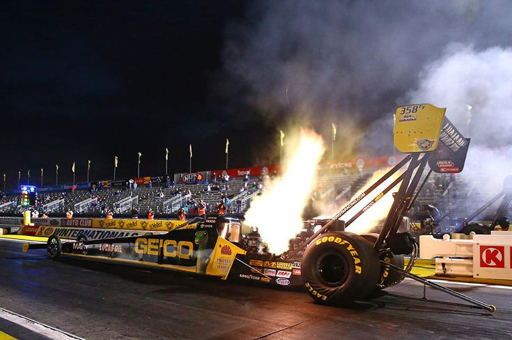 Top Fuel dragster engines produce between 8,000 and 10,000 horsepower. Learn more about NHRA Top Fuel dragsters at HowStuffWorks.