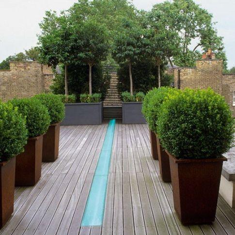 Modern Terrace Design Ideas