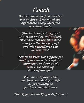 poems about football coaches   To Our Pastor, Reverend, Minister Personalized Poem Print Meaningful ...