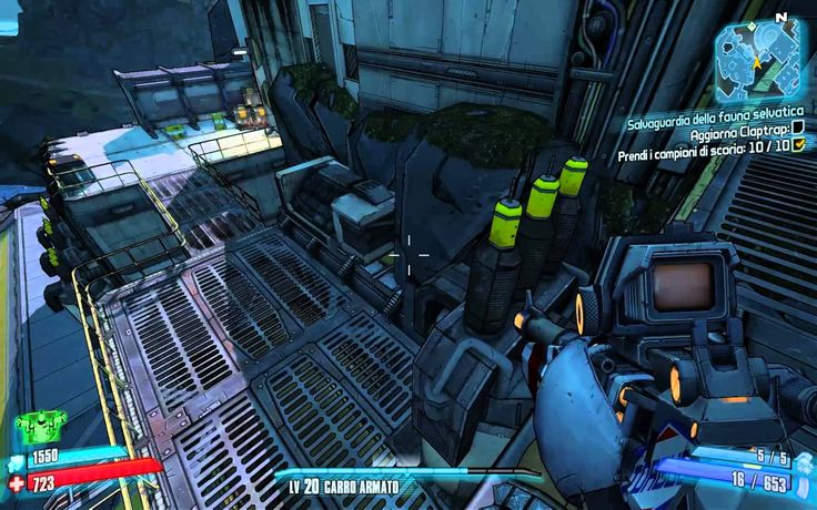 borderlands 2 how to play