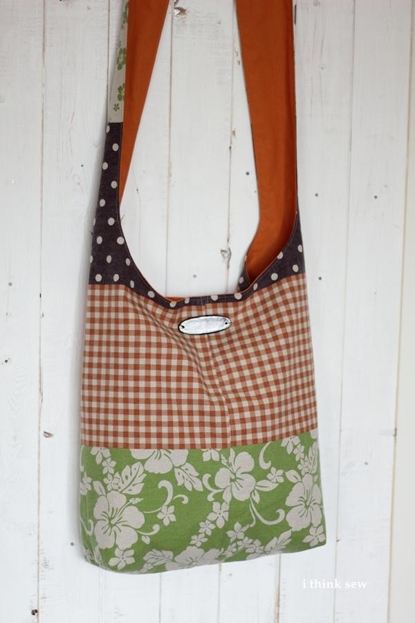 bag (free pattern) Patchwork, quilt, applique Pinterest Bags, Messenger bag patterns and ...
