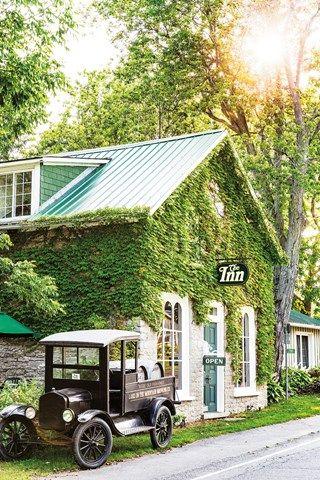 Prince Edward County on the edge of Lake Ontario, Ontario, Canada (Condé Nast Traveller)