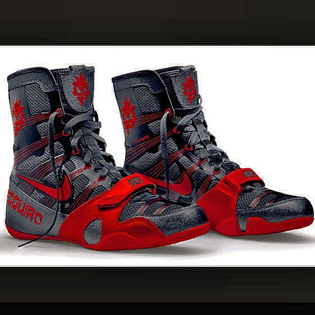 Andre Ward Jordan Boxing Shoes For Sale