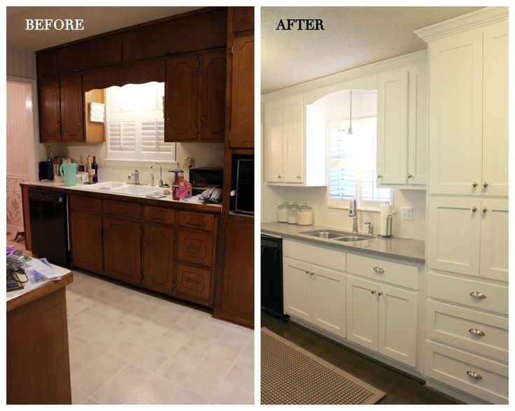 delightful 70S Kitchen Remodel Ideas #1: 70s kitchen before and after 3a design studio