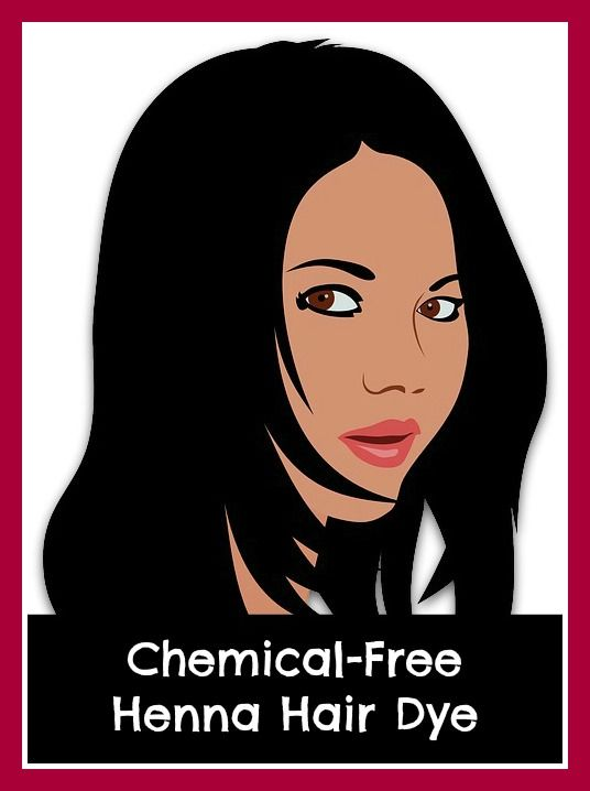Chemical free hair dyes. Color your hair or cover up gray without putting potentially dangerous chemicals on your scalp.