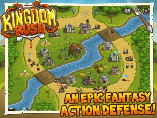 Kingdom Rush Tower Defense Game