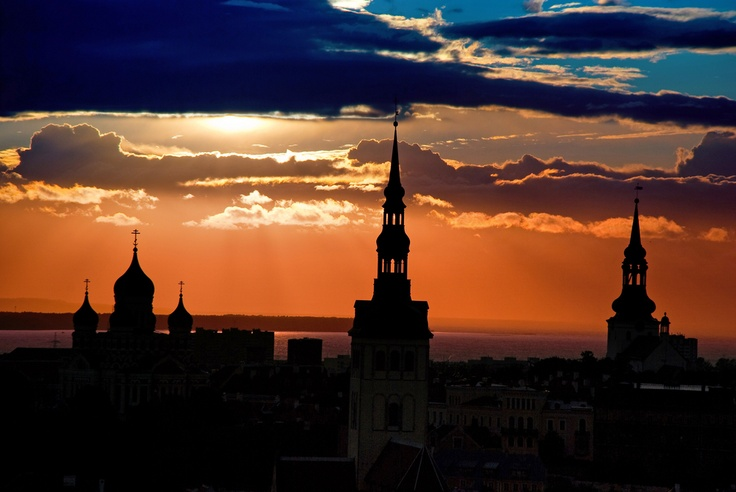 Tallinn, Estonya...