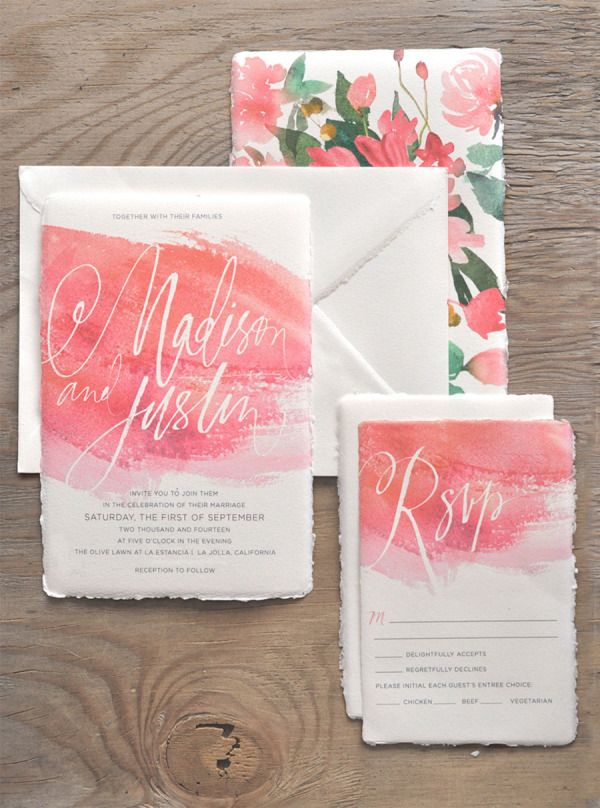 Win Wedding Stationery from Julie Song Ink