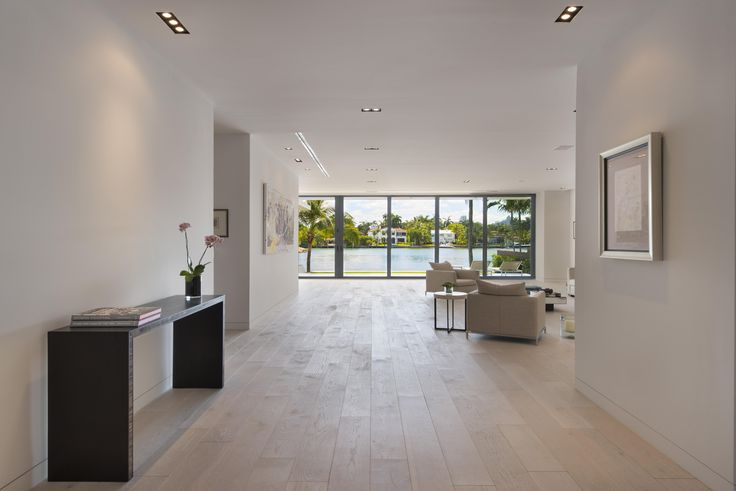 A Modern Waterfront Oasis Is for Sale on Miami Beach