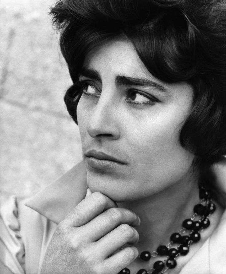 Irene Papas (The Guns of Navarone,1961)