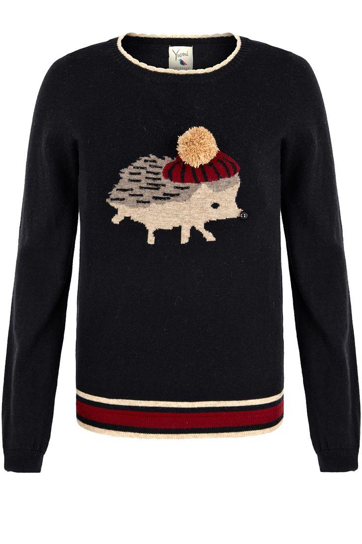 Mens Blue Sweater