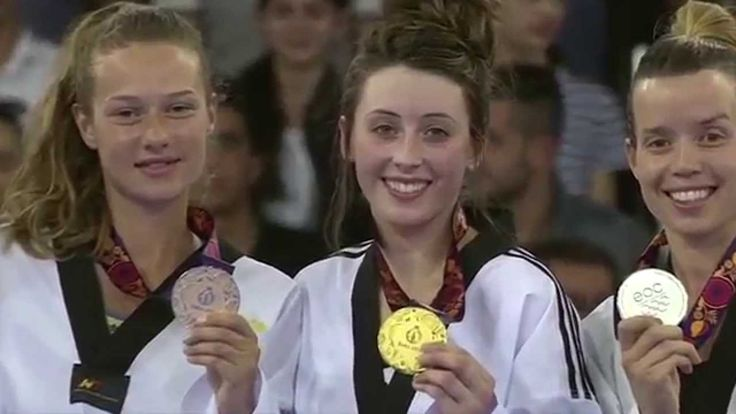 Another brilliant day of Women's Taekwondo! Watch as Team GB's, Jade Jones powers her way through to yet another Gold Medal!