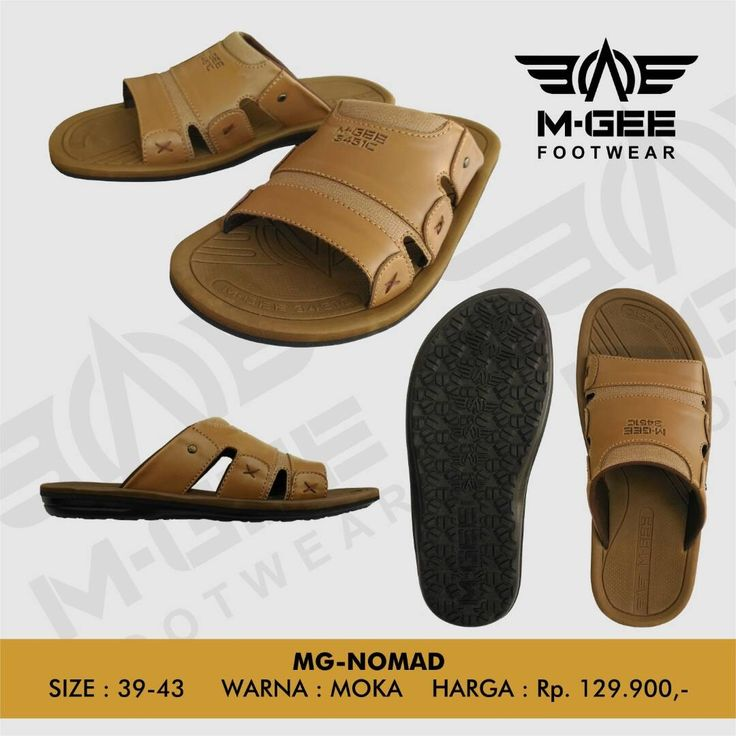 M-GEE Footwear MG-NOMAD Mocca