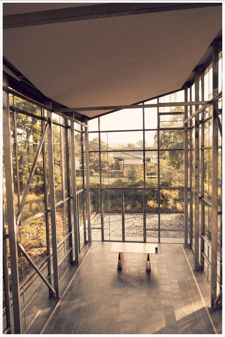 Interior Photo by Roelof Petrus van Wyk