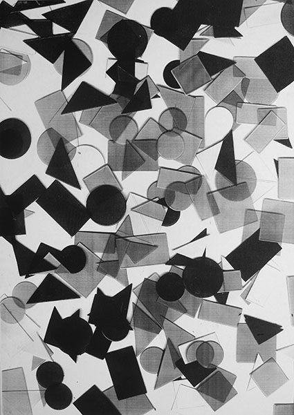 hundreds shapes, xerography