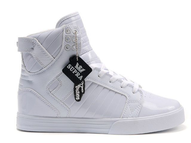 Cheap Supra Shoes For Sale, Justin Bieber Shoes USA Online Store Supra  Skytop All White Men's Shoes [Supra Skytop - - Cheap Supra Skytop All White  Men's ...