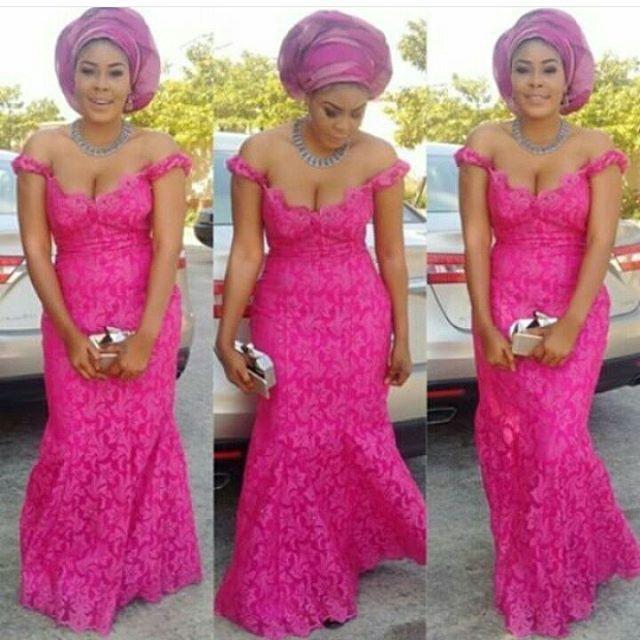 cord lace aso ebi styles -