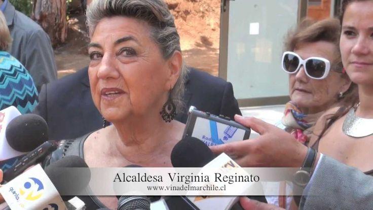 Alcaldesa Virginia reginato: Inaguración Sala de los Sentidos Artequin V...