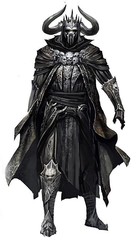 Dark Warlord