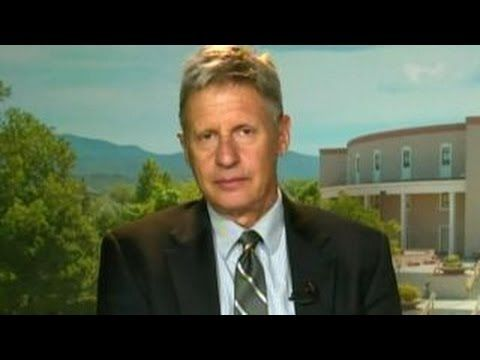 Gary Johnson: Eliminate the Corporate Tax - http://www.richardcyoung.com/politics/election-2016/gary-johnson-eliminate-corporate-tax/ -  Here in an interview with Fox anchor Maria Bartiromo, Libertarian presidential candidate Gary Johnson says let's eliminate the corporate tax and the income tax and replace them with one federal consumption tax.