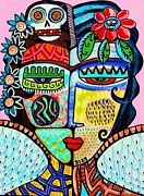 Sandra Silberzweig - Tribal Rose Day Of The...Tribal Rose, Sandra Silberzweig