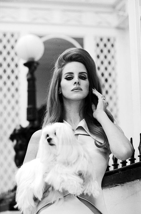I love Lana del Rey ! Amazing woman and great music !